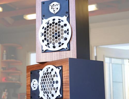 Dumpster Speaker Rebuild